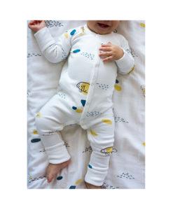 Kalila_Organics_pyjama_manatee_baby