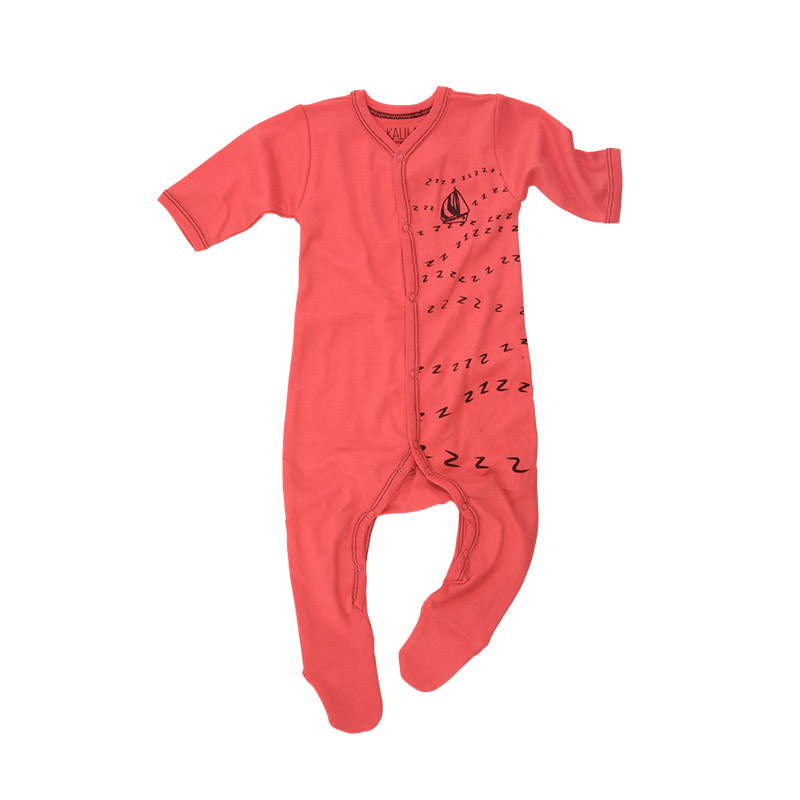 2d711e63e Sail Away Footie Pyjamas - 100% Organic Children Clothing Singapore ...
