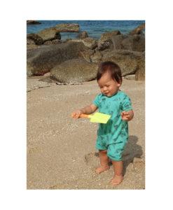 Kalila_Organics_icecream_playsuit_at_the_beach