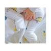 Kalila_Organics_pyjama_folover_feet_manatee_baby