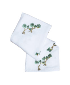 Kalila_Organics_Swaddle_White_Palm